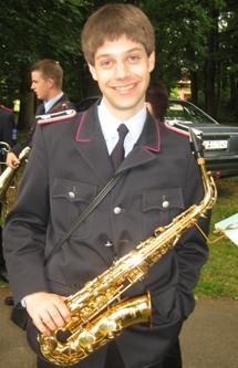 Jörn Mahlstedt (1. oder 2. Altsaxophon)