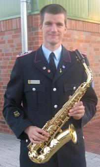 Torsten Bahrs (1. Altsaxophon)