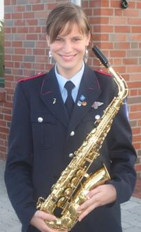 Vanessa Wehrenberg (2. Altsaxophon)