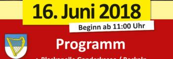 Kreisfeuerwehrtag in Harpstedt 16.06.2018